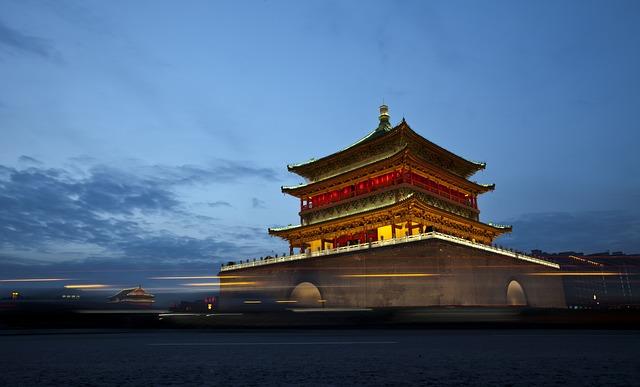 dům v Číně