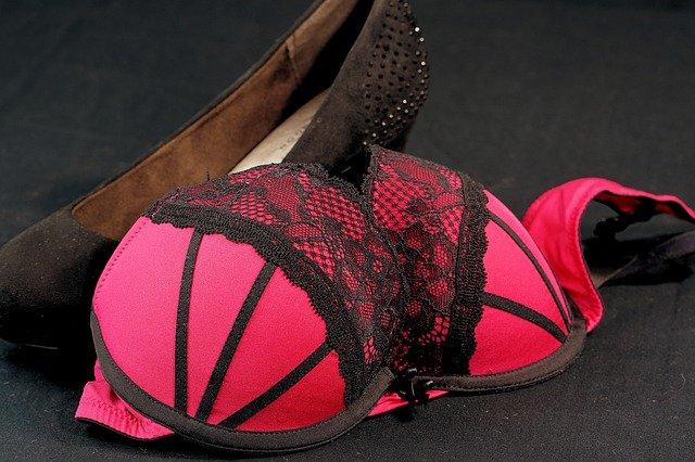 bota u podprsenky